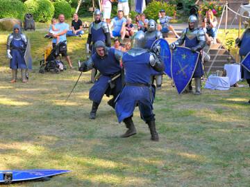 Das Burgfest auf dem Thingplatz 4
