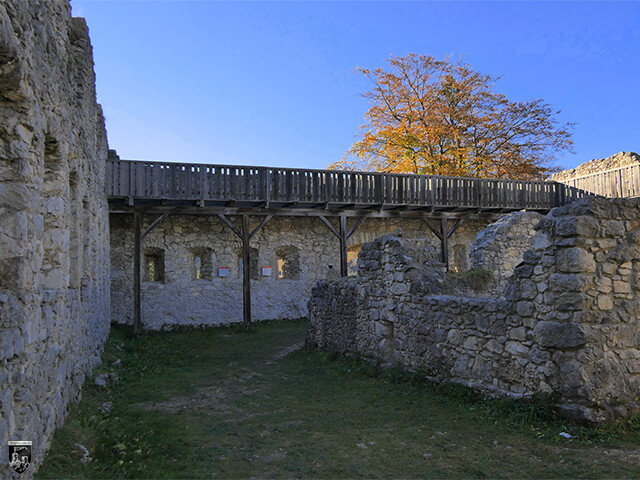 Ehrenberg - Fort Claudia