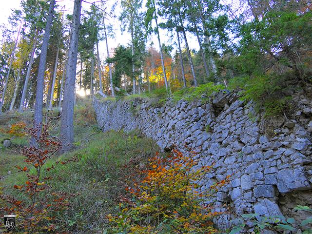 Ehrenberg - Festung Schlosskopf