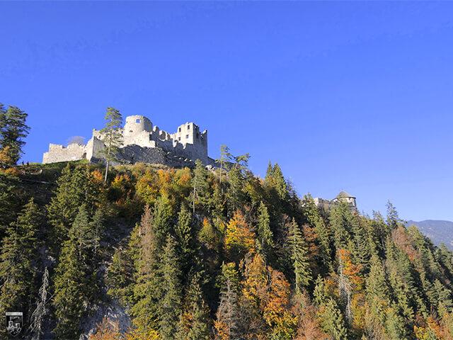 Burg Ehrenberg in Tirol