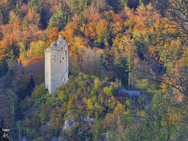 Burg Vilsegg in Tirol