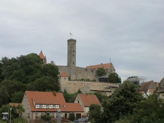 Burg Abenberg in Bayern