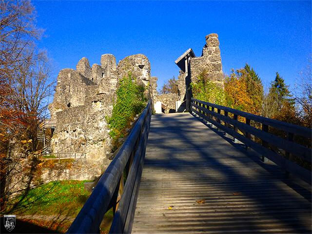 Burg Alt-Trauchburg, Alttrauchburg, Alt Trauchburg in Bayern
