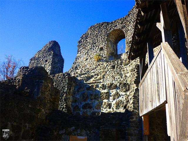 Burg Alt-Trauchburg, Alttrauchburg, Alt Trauchburg