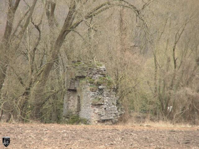 Burg Bacheburg, Eisenbach, Römerbau in Bayern