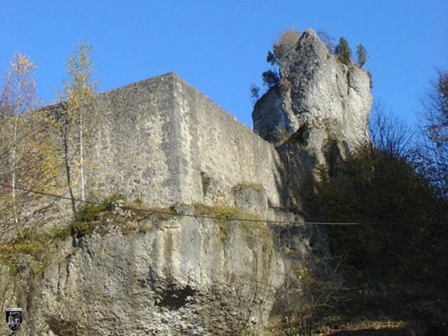 Burg Bärnfels in Bayern