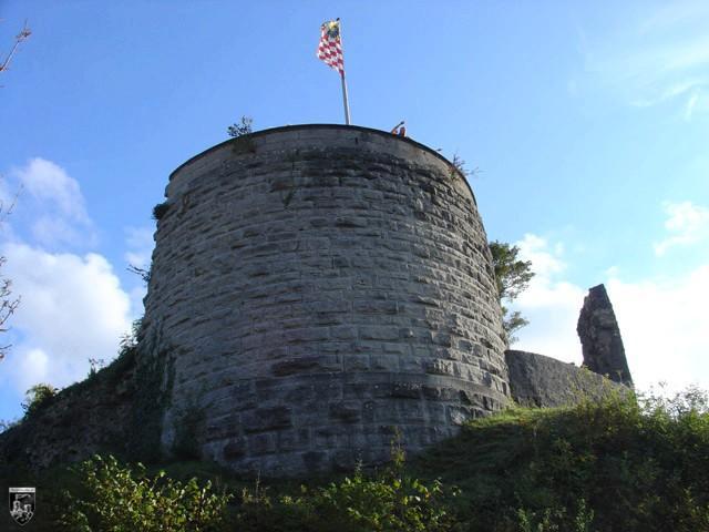 Burg Botenlauben, Bodenlaube in Bayern