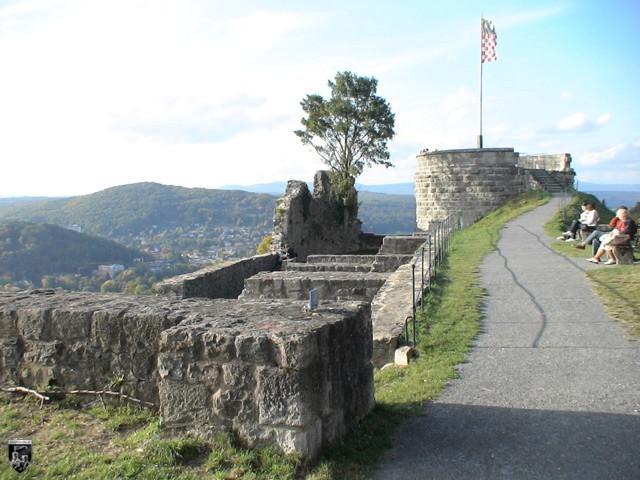 Burg Botenlauben, Bodenlaube