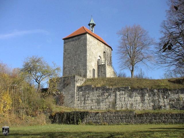 Burg Breitenstein in Bayern
