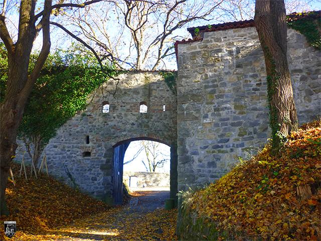 Burg Burghalde Kempten in Bayern
