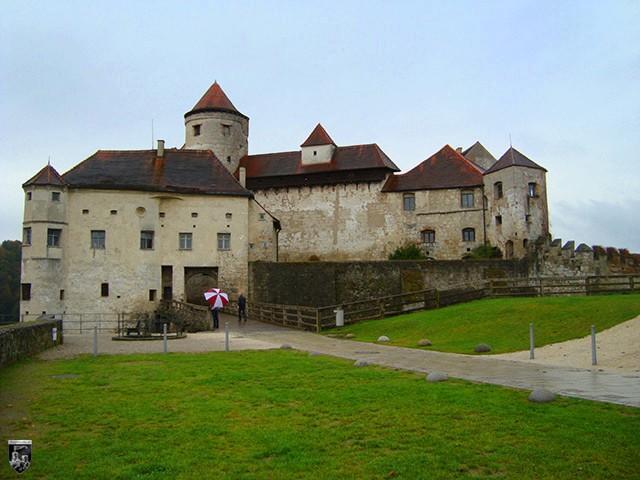 Burg Burghausen in Bayern