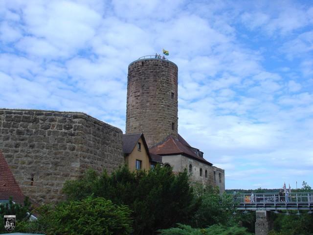 Burg Burgthann in Bayern