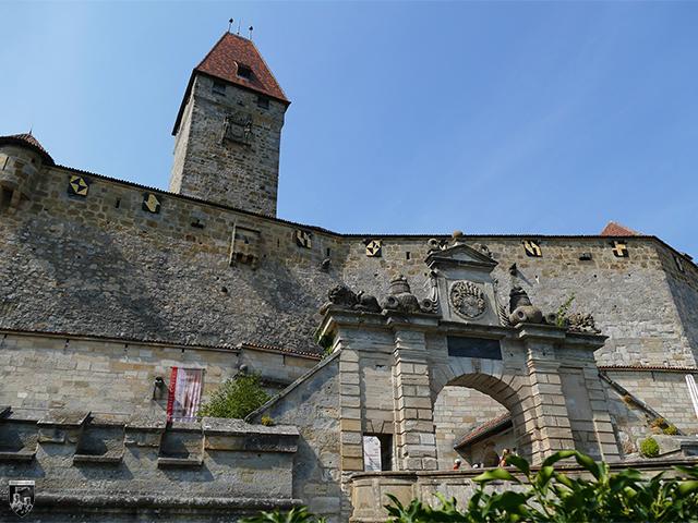 Veste Coburg, Fränkische Krone in Bayern