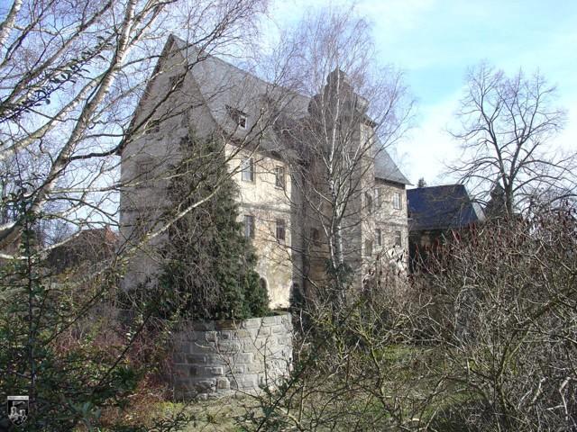 Burg Ebelsbach in Bayern