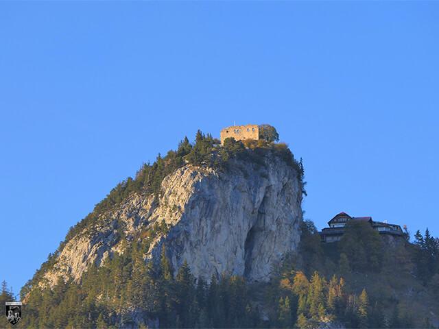 Burg Falkenstein, Pfronten in Bayern