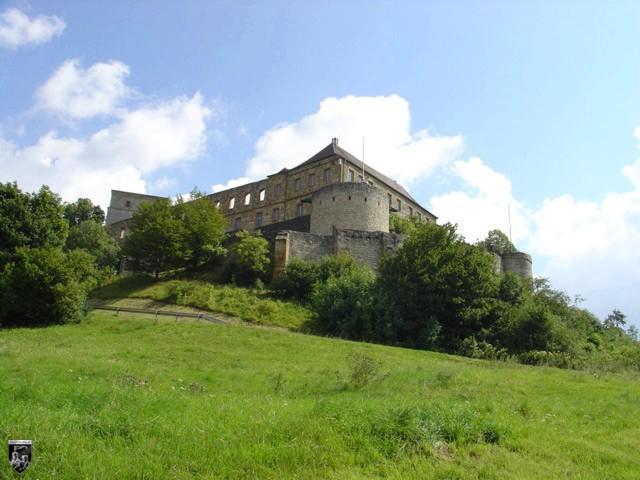 Burg Giechburg in Bayern