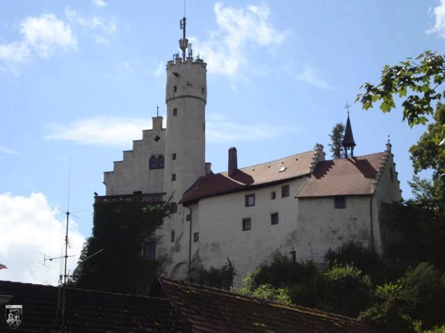 Burg Gößweinstein in Bayern