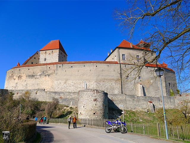 Burg Harburg in Bayern