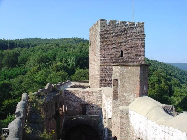 Burg Henneburg, Henneberg, Prozelten in Bayern
