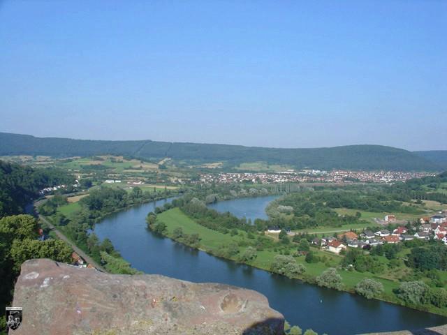 Burg Henneberg, Prozelten