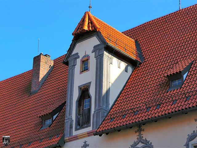 Burg Hohes Schloss Füssen, Burg Füssen
