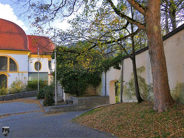 Hohes Schloss Füssen, Burg Füssen