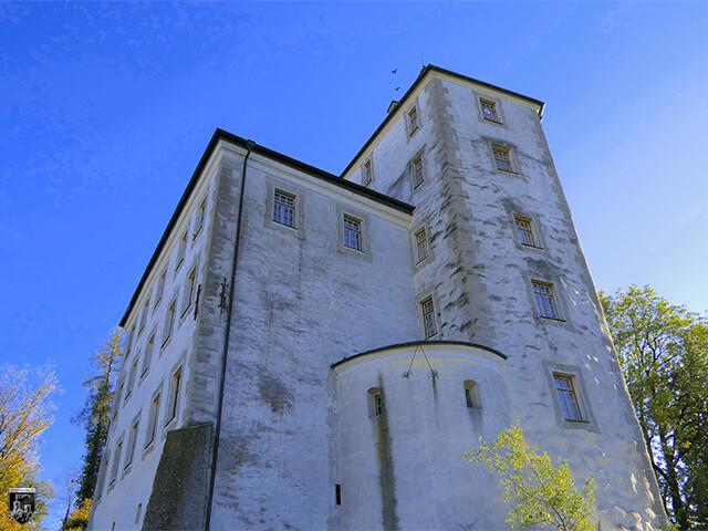Hohes Schloss Grönenbach in Bayern
