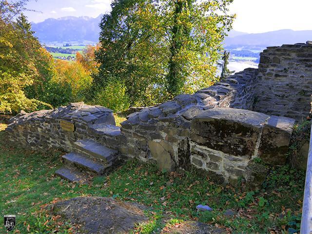 Burg Hopfen am See
