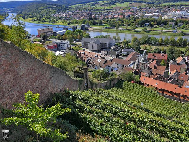 Burg Clingenburg, Klingenberg
