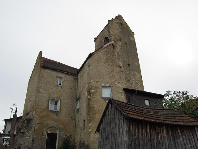 Burg Leonberg in Bayern