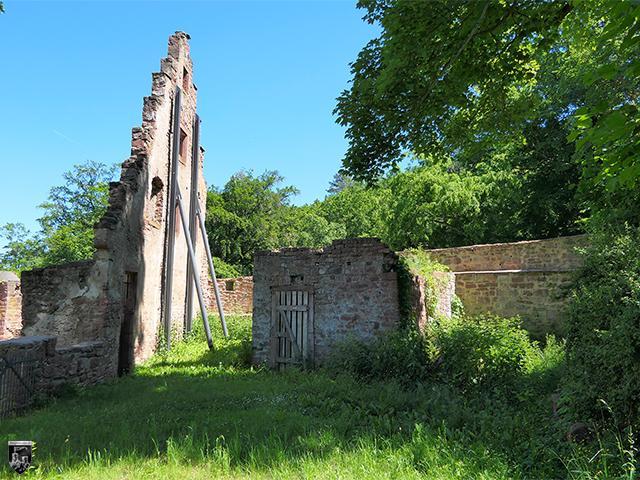 Burg Miltenberg, Mildenburg