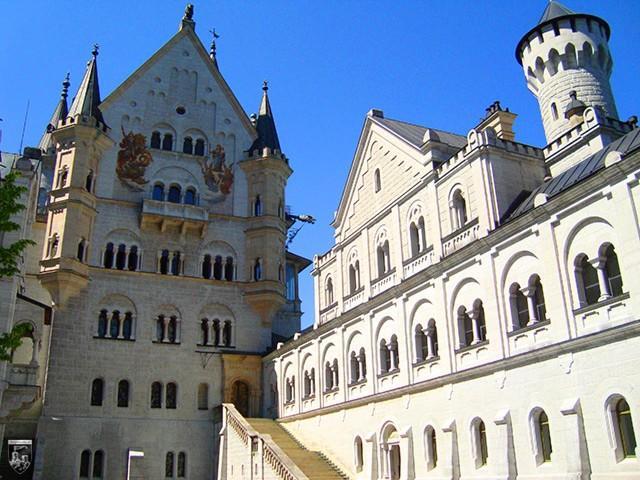 Burg Neuschwanstein