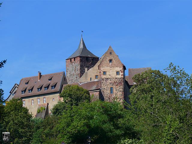 Burg Rothenfels in Bayern