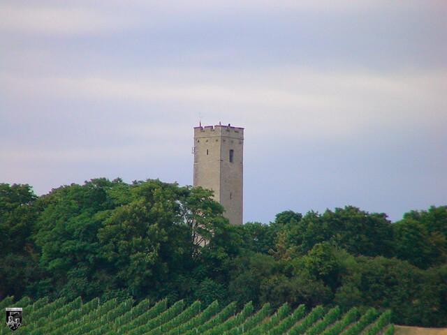 Burg Schenkenschloss, Rossberg in Bayern