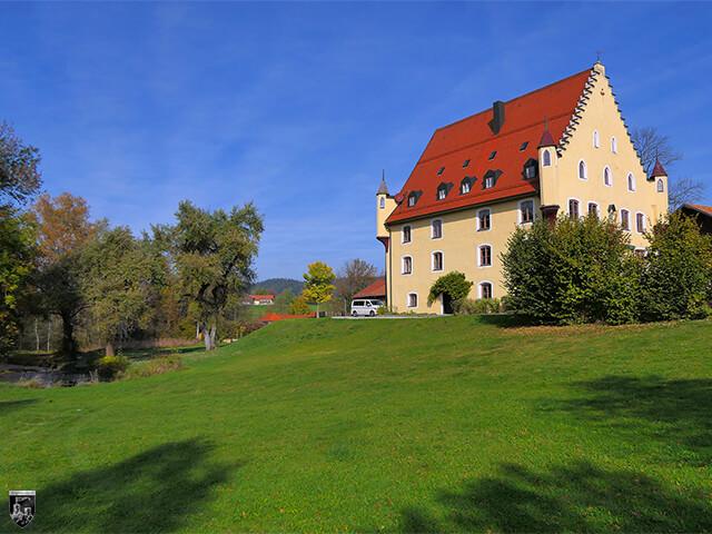 Schloss Hopferau in Bayern