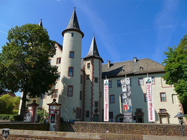 Schloss Lohr, Lohrer Schloss in Bayern
