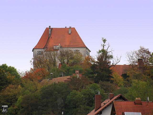 Burg Stefling in Bayern