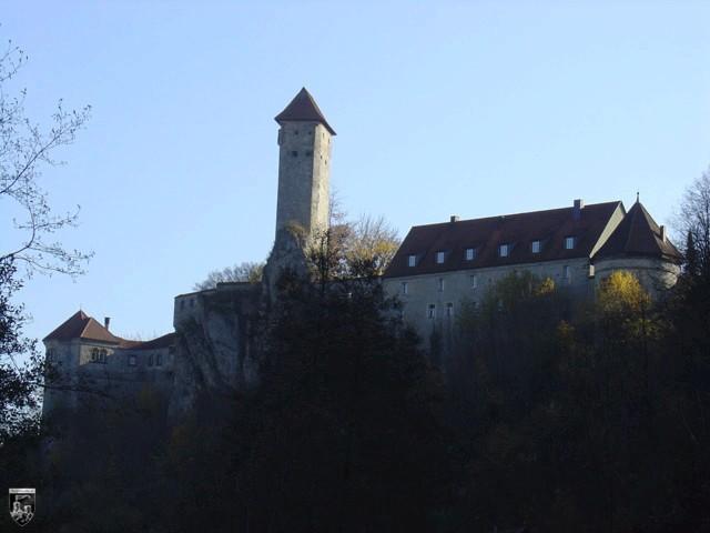 Burg Veldenstein in Bayern