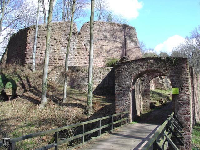 Burg Wildenstein in Bayern