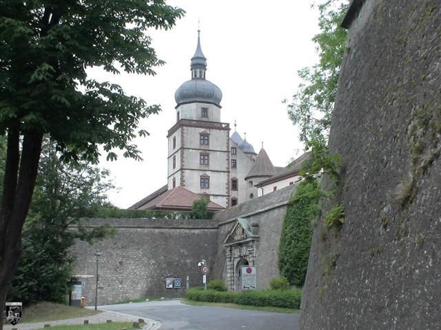 Burg & Festung Marienberg, Marienburg, Würzburg