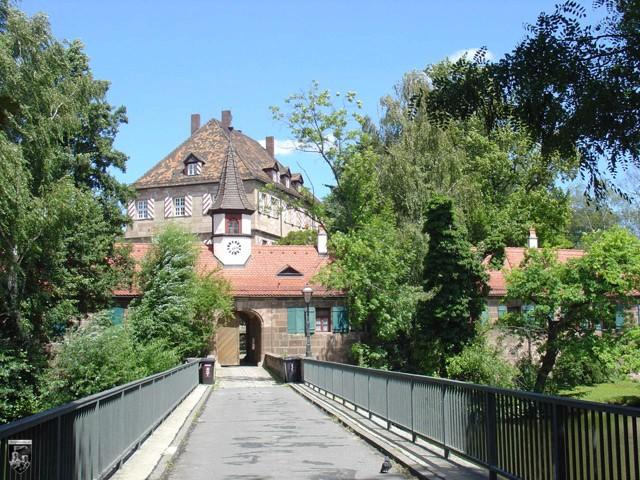 Zeltner Schloss, Gleißhammer in Bayern