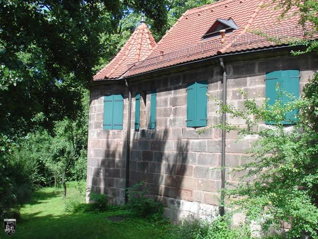 Burg Zeltner Schloss, Gleißhammer
