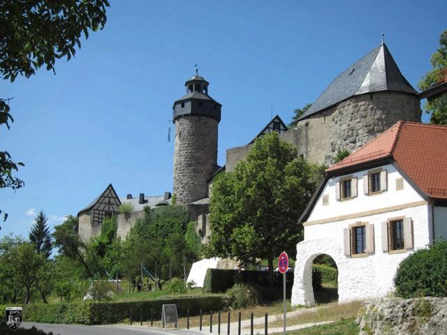 Burg Zwernitz in Bayern