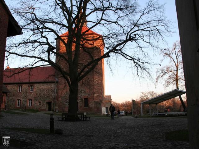 Burg Beeskow in Brandenburg