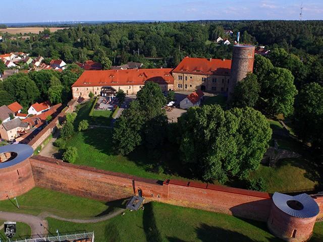 Burg Eisenhardt, Belzig in Brandenburg