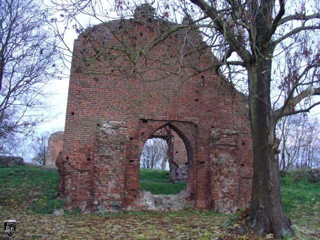 Burg Greiffenberg in Brandenburg