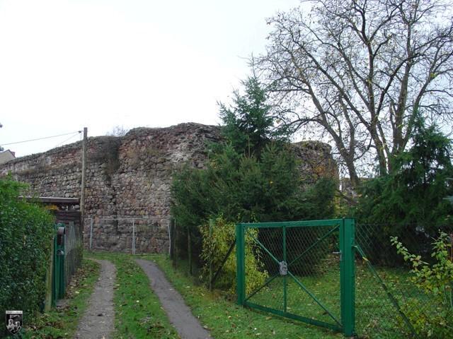 Burg Oderburg, Bärenkasten in Brandenburg