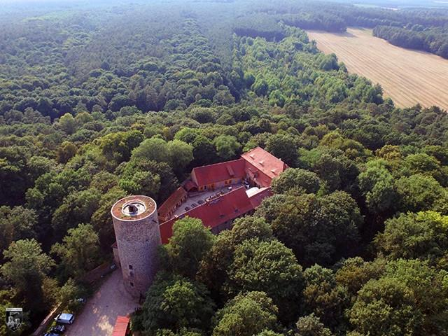 Burg Rabenstein in Brandenburg