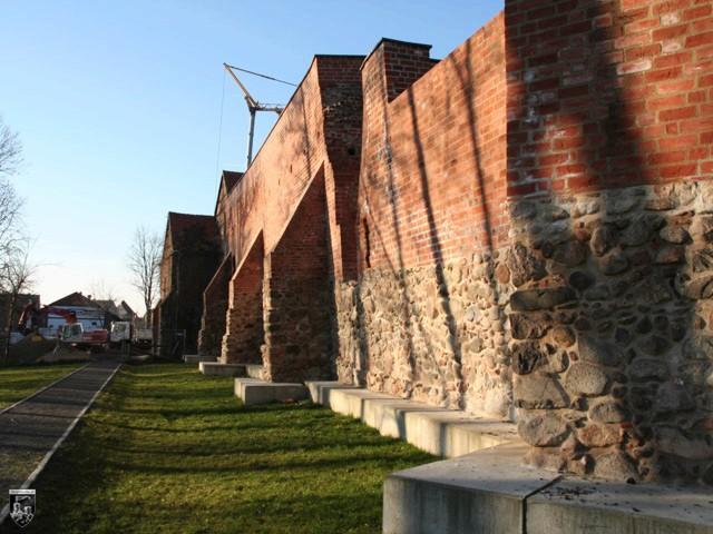 Burg Storkow in Brandenburg
