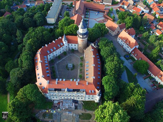 Schloss Wiesenburg in Brandenburg